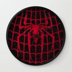 Miles Morales Ultimate Spider-Man Wall Clock