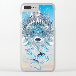 Ursa Clear iPhone Case
