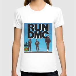 RUN-DMC-1988 T-shirt