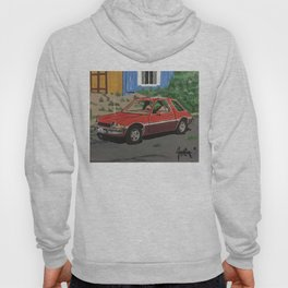 AMC pacer painting Hoody