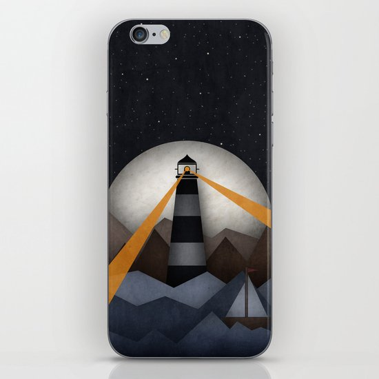 Show Me The Way To Go Home. iPhone & iPod Skin