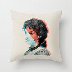 Splitsecondfeeling Throw Pillow