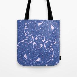 Fractal Circuitry Tote Bag