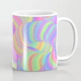 pastel worms Coffee Mug