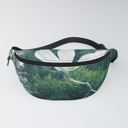Bloom in the Forest Fanny Pack