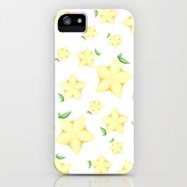 Paopu Fruit iPhone Case