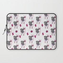 Sloth Llama Laptop Sleeve