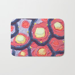 Abstract R1 Bath Mat