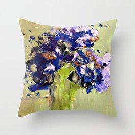 Floral Still Life 2 Throw Pillow