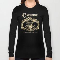 Coffee Homage Long Sleeve T-shirt