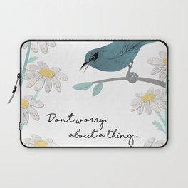 Three Little Birds, Part 1 Laptop Sleeve