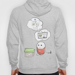 be curious  Hoody