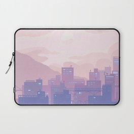 Sleeping City Laptop Sleeve