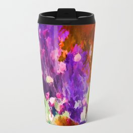 Explosion of Color Travel Mug
