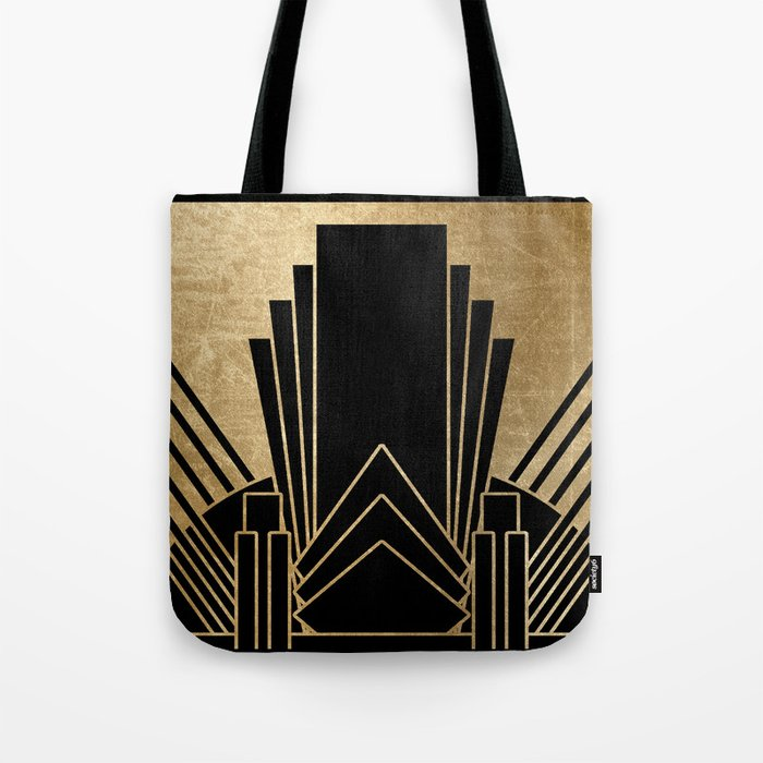 Art deco design Tote Bag