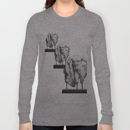 W. Lysippos  Long Sleeve T-shirt