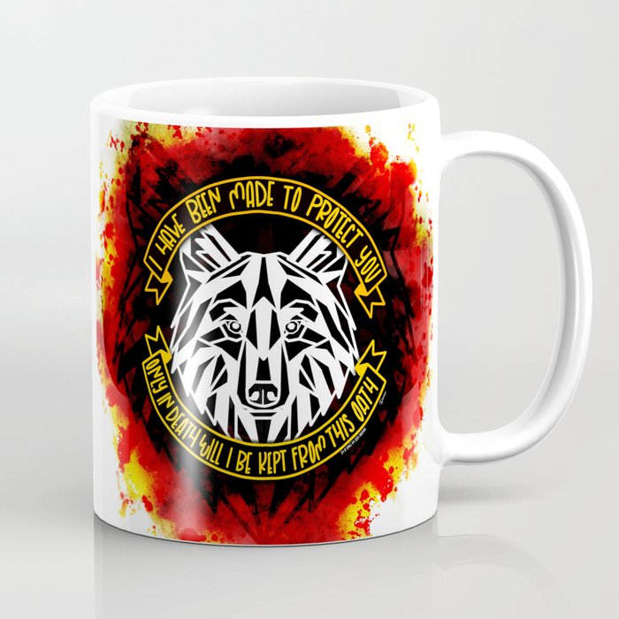 Only In Death (Six of Crows) Coffee Mug