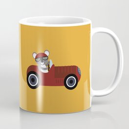 Koala Racer Coffee Mug