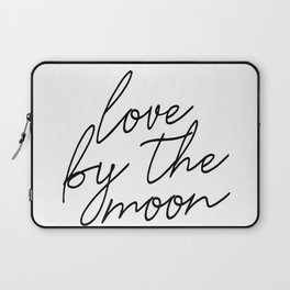 Live by the sun love by the moon (2 of 2) Laptop Sleeve