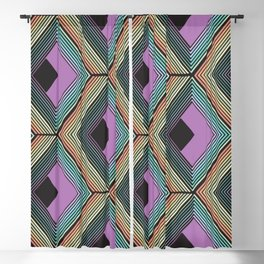 Rebirth Of The 70's No. 151 Blackout Curtain