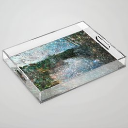 Riverwalking Acrylic Tray