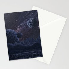 Spacescape Stationery Cards