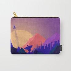 Space Launch - Landscape Design Carry-All Pouch
