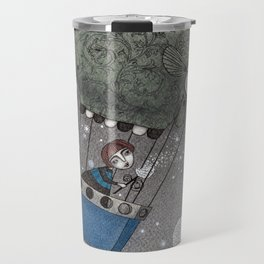 One Thousand and One Star Travel Mug