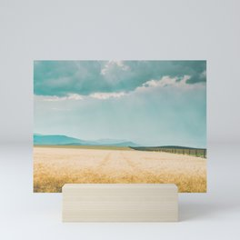 Harvest Shadow Mini Art Print