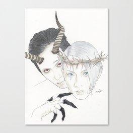 H&H Canvas Print