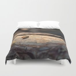 His perfect world Duvet Cover