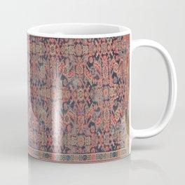 Traditional vibrant rug Coffee Mug