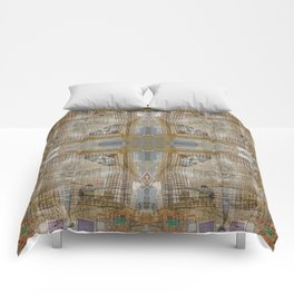 CONSTRUCTION SITE POKHARA NEPAL Comforters