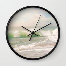 Fluffy Rip Curl Wall Clock