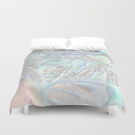 abalone whisper Duvet Cover
