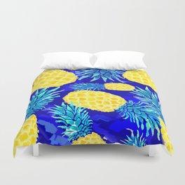 Pineapple Love Duvet Cover