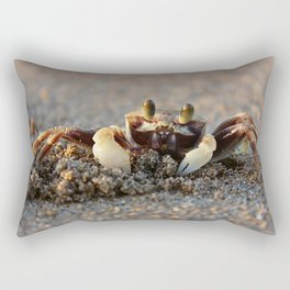 Feelin Crabby Rectangular Pillow