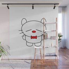 Hug Me Inekuma ! Wall Mural