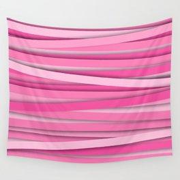 Mummified - Pink Wall Tapestry