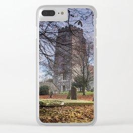 St Martin Aldington Clear iPhone Case