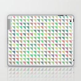 edge of autumn geometric pattern Laptop & iPad Skin
