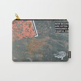New Beginnings! Carry-All Pouch