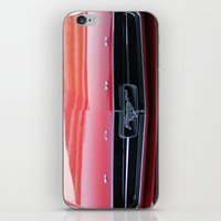 mustang iPhone & iPod Skins featuring Mustang by JJ's Photography