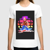 hotline miami T-shirts featuring Hotline Miami Richard  by Allan Valdez