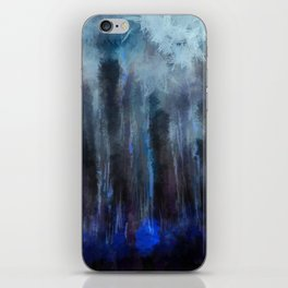 Forest of soul iPhone Skin
