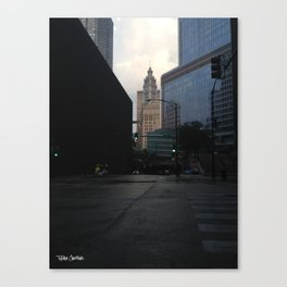 State and Kinzie Canvas Print