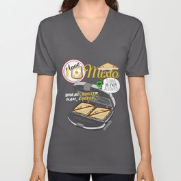 I LOVE MIXTO Unisex V-Neck