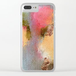 That's What She Said Clear iPhone Case