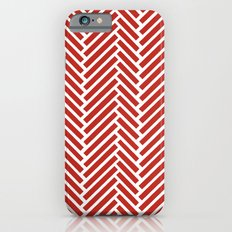 Herringbone Candy Slim Case iPhone 6s