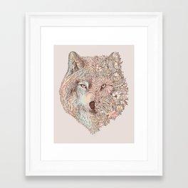 A Wild Life Framed Art Print